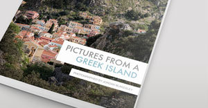 Symi Greece Photo Book
